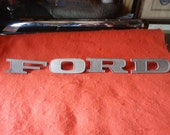 1970 ford hood letters