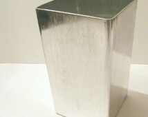 Square Pillar Mold for Candle Making - 3 x 3 x 6.5 inches