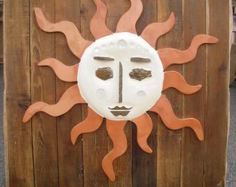 Sunburst Wall Hanging