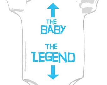 The Baby.. The Legend Onesie