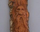 Hand carved Woodspirit (Eliyon)