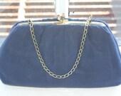 Beautiful vintage ladies chiffon  purse