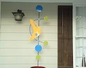 modern ,atomic,tiki,yard art,