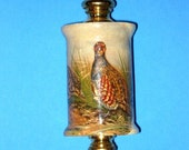 Wildlife fan pull/grouse