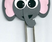 Stampin' Up Elephant Punch Art Bookmark Kit