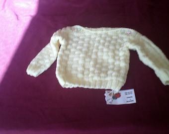 Little sweater for little princess