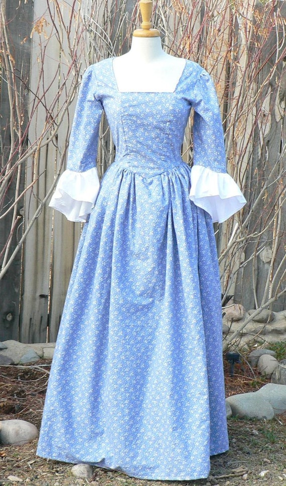 18th Century Womens Party Dresses 3
