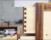 Japanese Tansu & Modern Modular Step Furniture