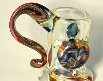 Glass shot - turtle