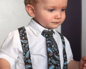 Handmade Suspenders for that handsome little man in your life.