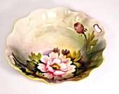 Vintage Ceramic Jewelry Bowl