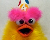 Dottie FurGiggle Puppet  Birthday Hat