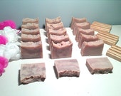 Soap - LOT of Handmade Soap - resell or stock up - 18 bars of Handmade Soap- bulk soap, cheap soal, soap favors