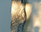 Stunning MARBLE MANTLE Grey & White