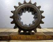 scrap industrial gear