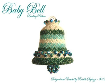 Bead Pattern Baby Bell - Pdf file Only for personal use