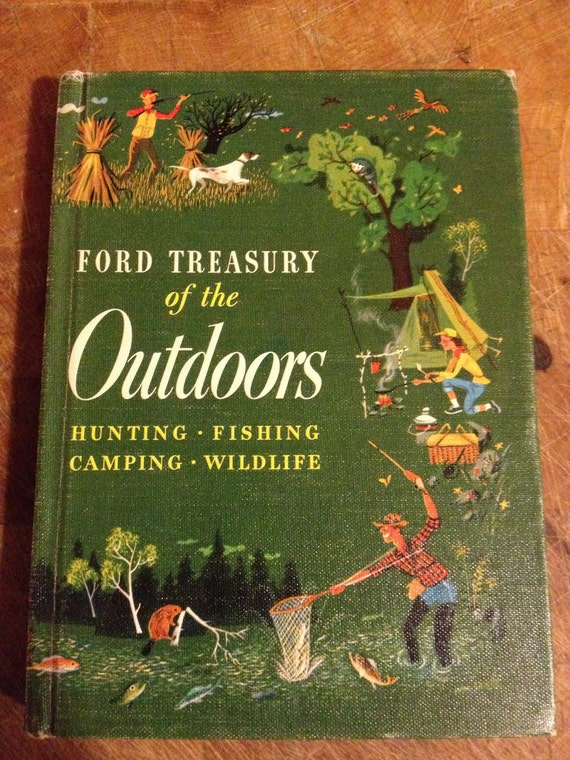 Ford's Treasury of the Great Outdoors Book