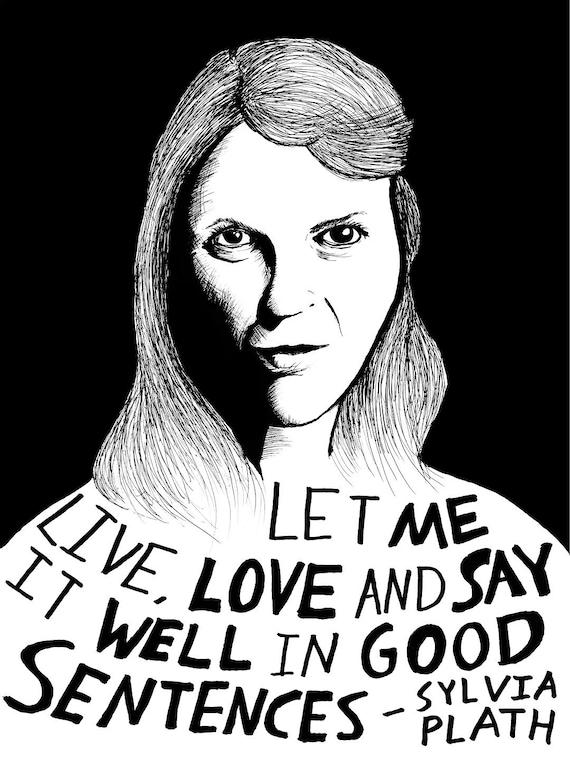 Sylvia Plath (Authors Series) by Ryan Sheffield
