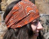 Stretchy Chiffon Headband Women's hair band head scraf turban head wrap head band