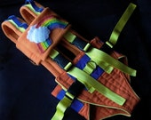 Over the rainbow gravity-free harness