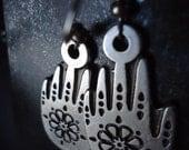 Abhaya Mudra Earrings