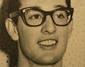 Buddy Holly Iconic Image