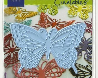 Die for Paper Cutting - Marianne Creatables - Butterfly - Dutch Crafts - Scrapbooking - Card Making