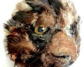Eagle-Bird-Feathers-Powerful-Wall Art-Mask