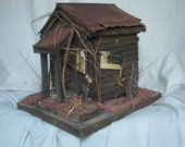 Bootlegger Still Birdhouse