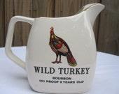 Wild Turkey Pub Jug