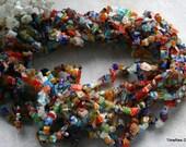 Colorful Multi Color Milifiore Chips
