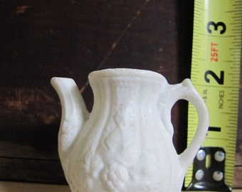 Early Antique German Mini Creamer or Pitcher