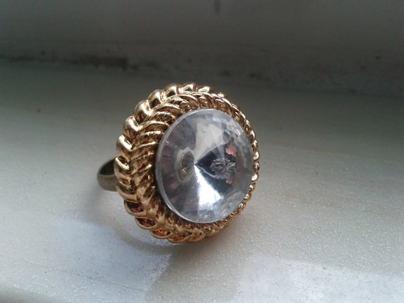 Mirror, Mirror On the Wall Ring
