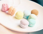 2 BFF Silver-plated Macaron Necklaces