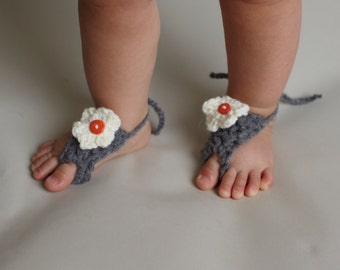 Barefoot Baby Sandals