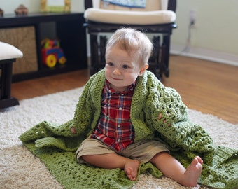 Breathable Baby Blanket