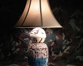 Crab Trap Bouy Lamp