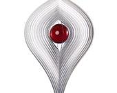 Sculptural Eye Wind Spinner