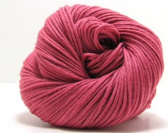 Corntastic in Garnet by Kollage Yarns