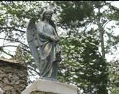 Guardian Angel I (8x10) - Art Photo Print - Religious Photography