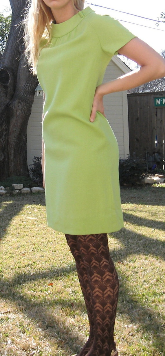 Vintage 60s Jackie O Style Dress-promo code 15 percent off