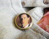 Twin Peaks Agent Dale Cooper Pill Box or Jewelry Case