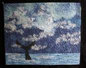 Down to the Deep Art Quilt
