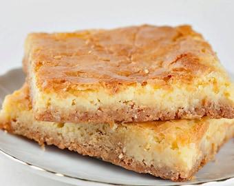 Amazing Gooey Butter Cake (8x5 pan)