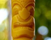 Hawaiian Tiki Beeswax Candle