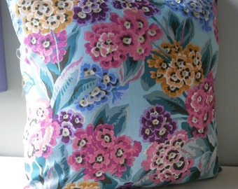 Floral Vintage style Cushion / Pillow cover