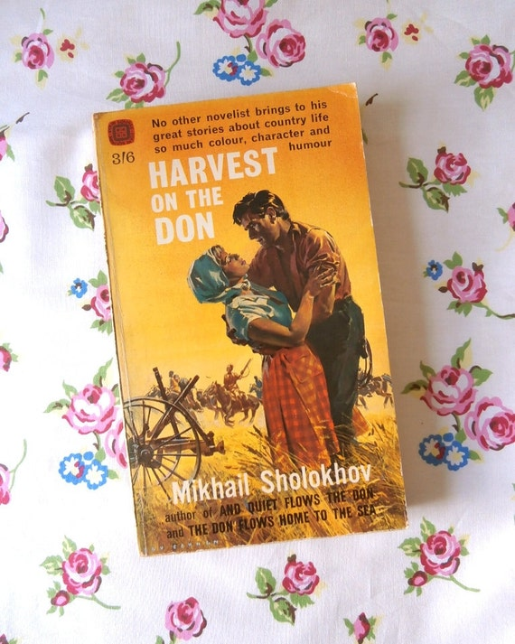 Vintage Harvest on the Don book