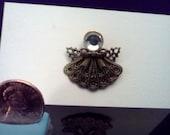 Guardian Angel Pin with Australian Crystal