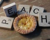 Bottle Cap Peach Pie