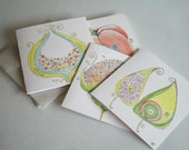 Seed Pod series card set